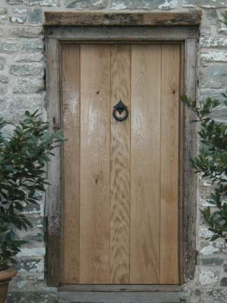 Exceptionnel Oak External Doors Are The Ideal Finishing Touch To Your Home. In  Particular If You Also Add Internal Oak Doors, Your Home Will Have That  Unbeatable Touch ...