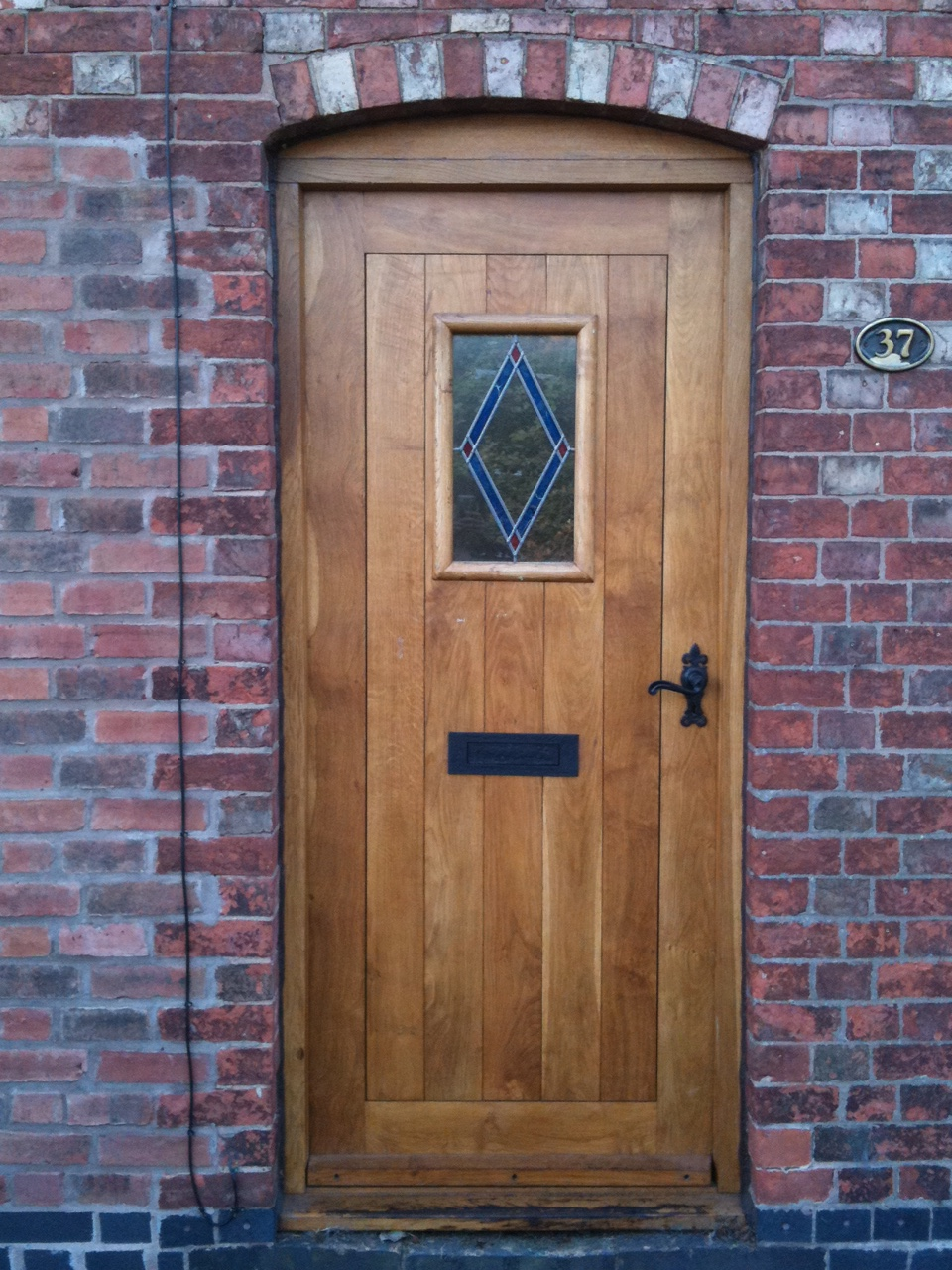 Why Solid Oak External Doors