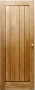 Solid Oak Doors - Mexicano