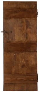 antique oak doors