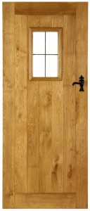 Oxbow External Door