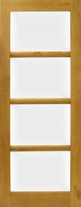 4 panel french door